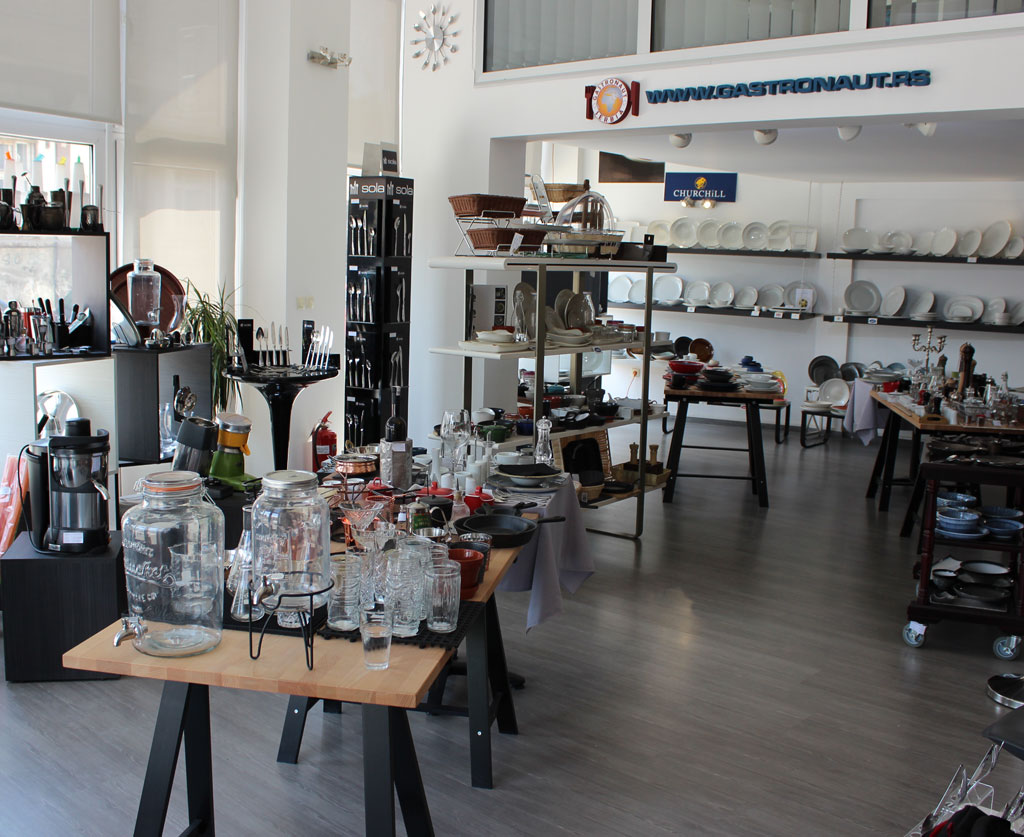 Showroom Novi Sad