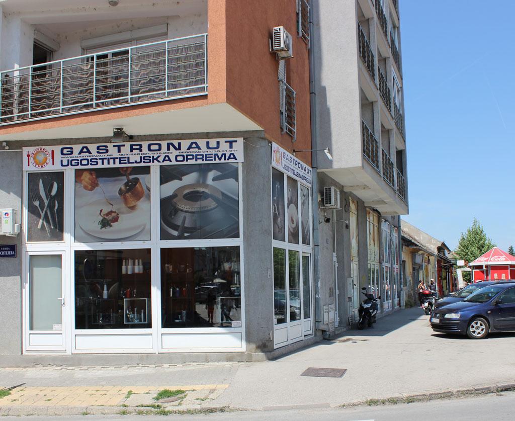 GASTRONAUT Novi Sad
